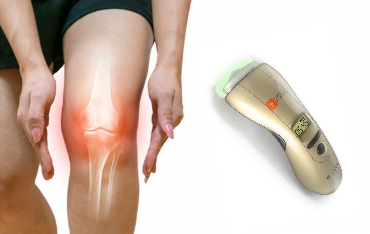 terapie cu laser pentru artroza genunchiului)