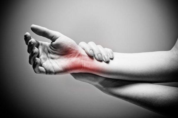 unguent pentru durere la încheietura mâinii