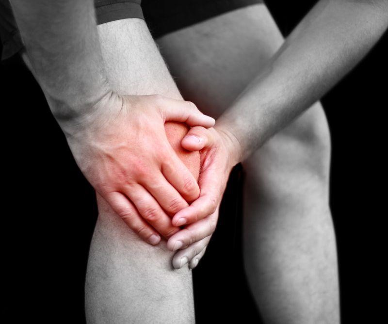 artrita lichidă în articulația genunchiului)