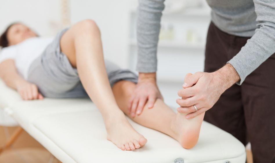 exerciții pentru durerea articulară a gleznei