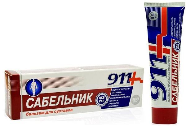 911 recenzii de balsam comun, Unguent Venolgon 911 unguent: comentarii și instrucțiuni