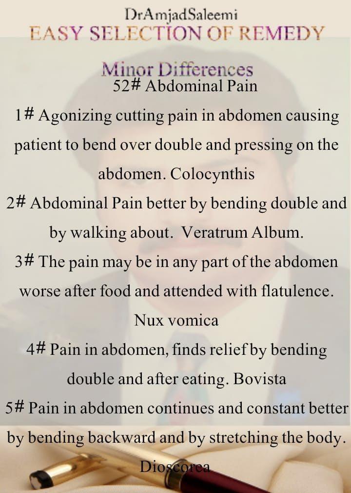 homeopatie dureri de sold)
