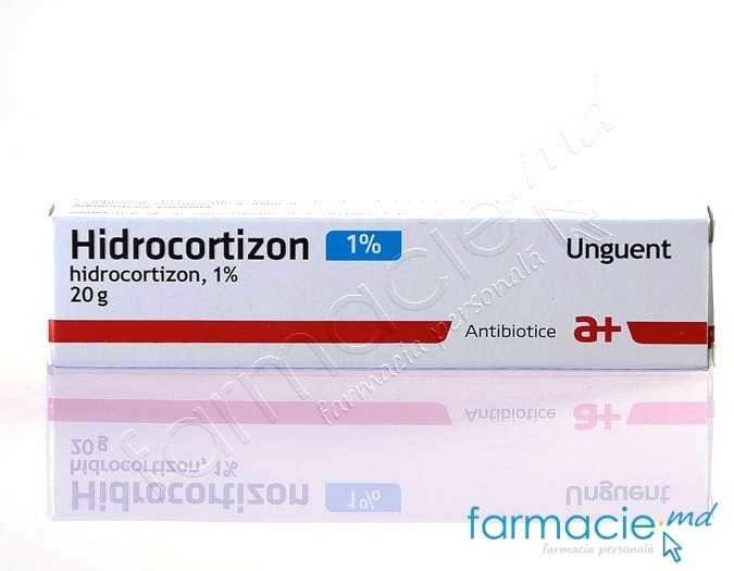 hidrocortizon pentru tratamentul articular