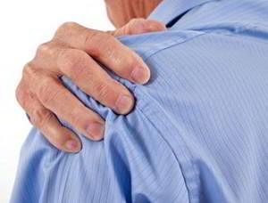 artroza articulației umărului toporului)