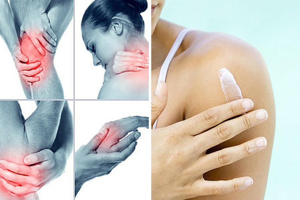 artroză tratament cu alcool camfor