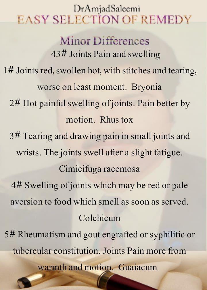 Dureri de șold în homeopatie. Remedii homeopate pentru bolile de inima
