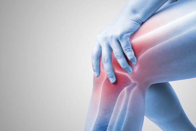 articulația a fost înlocuită de dureri severe