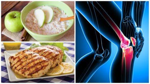 dieta articulațiilor în durere)