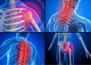 chladimioză și dureri articulare)