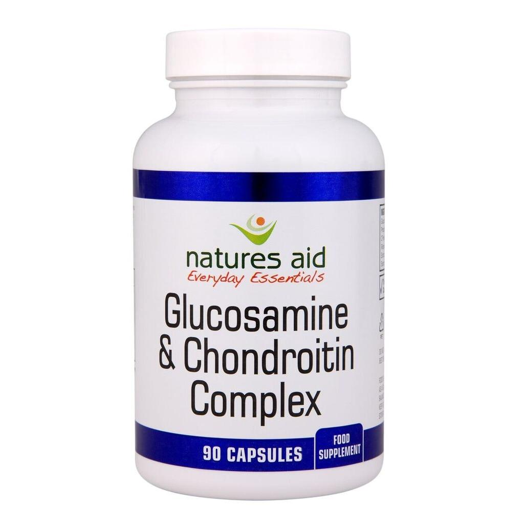 complex de glucozamină și condroitină