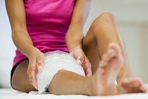 plan de tratament pentru bursita genunchiului)