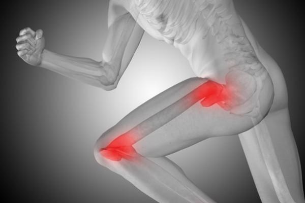 cauze ale durerii în articulația genunchiului cu oncologie)