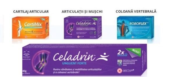 unguent ovarian cu condroitină și glucozamină