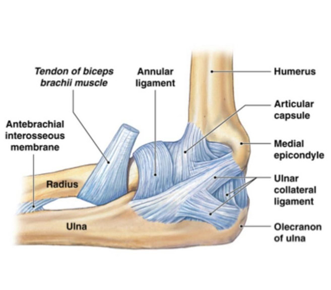 tratamentul articulației cotului nervului ciupit)