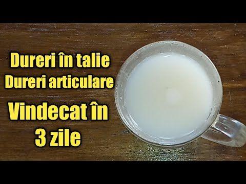 dureri articulare de lapte