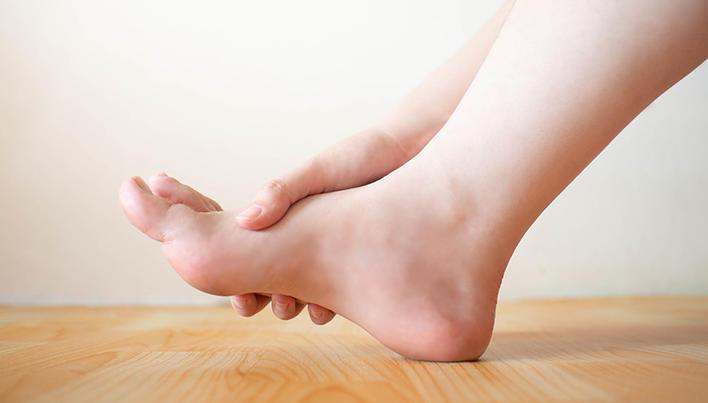 inflamația articulară pe degetul piciorului