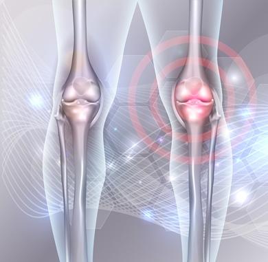 durere a genunchiului stâng)