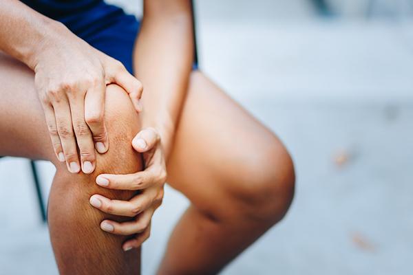 ce doare sub genunchi osteocondroza articulațiilor piciorului