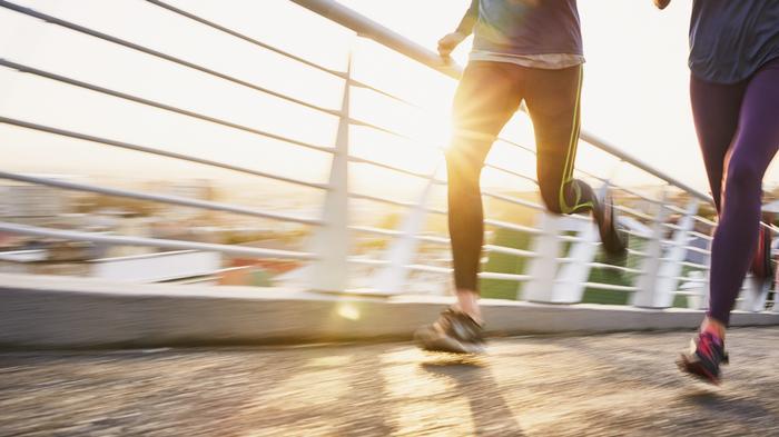 dureri de genunchi și alergare)