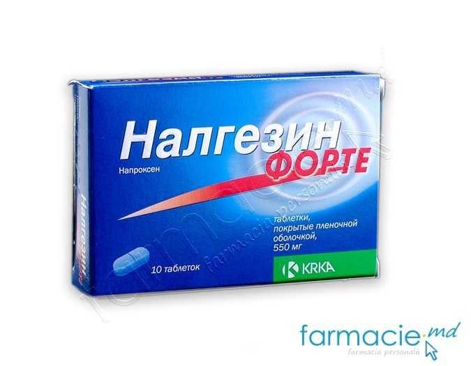 nalgesin pentru dureri articulare)