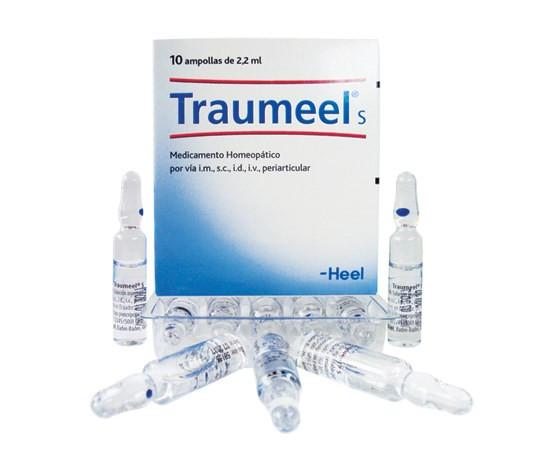 regim de tratament pentru artroza cu traumeel