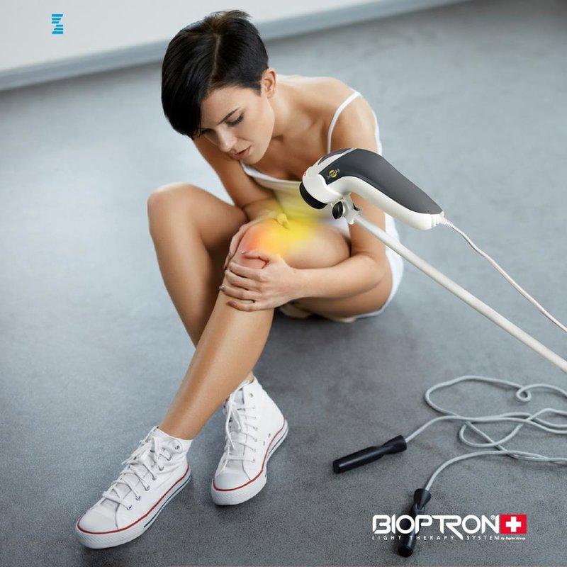 tratament de genunchi bioptron