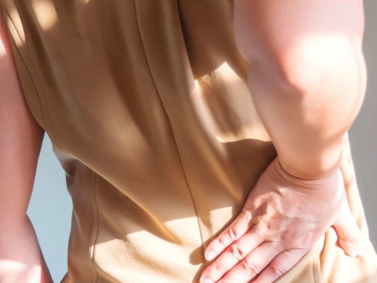 pielea din zona șoldului doare)