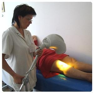 Tratament bioptron la genunchi - thecage.ro