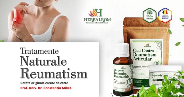 tratament reumatism articular)