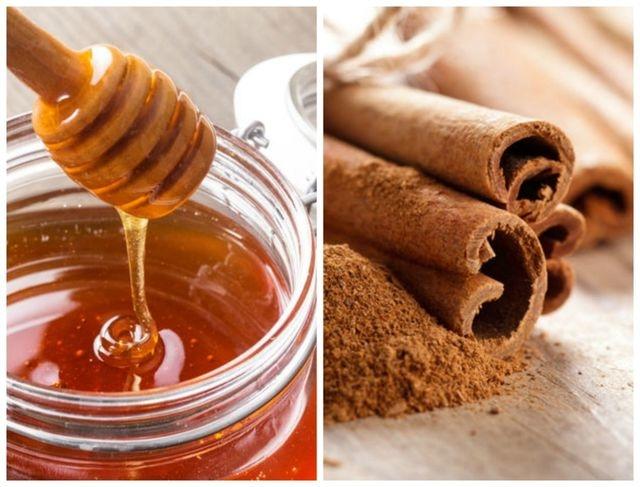tratament cu miere cu artroză scorțișoară