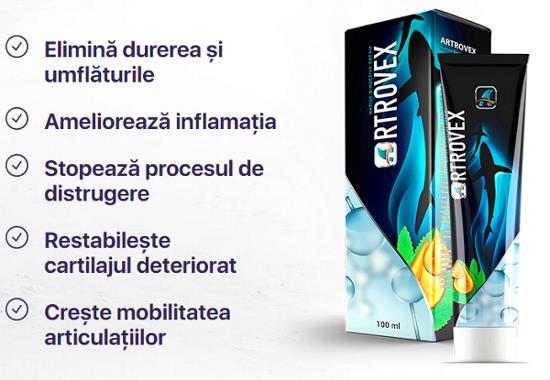 unguente pentru dureri articulare în farmacii