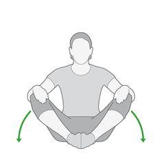 exerciții de relief de șold