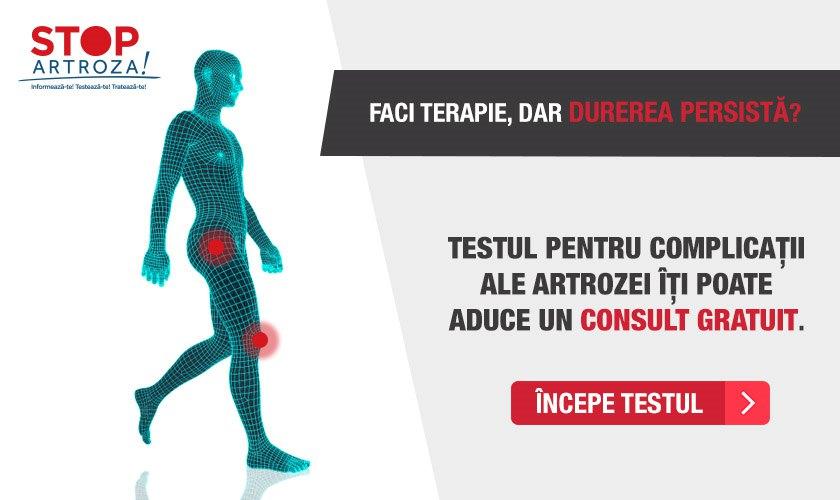 tratamentul articular de artroză