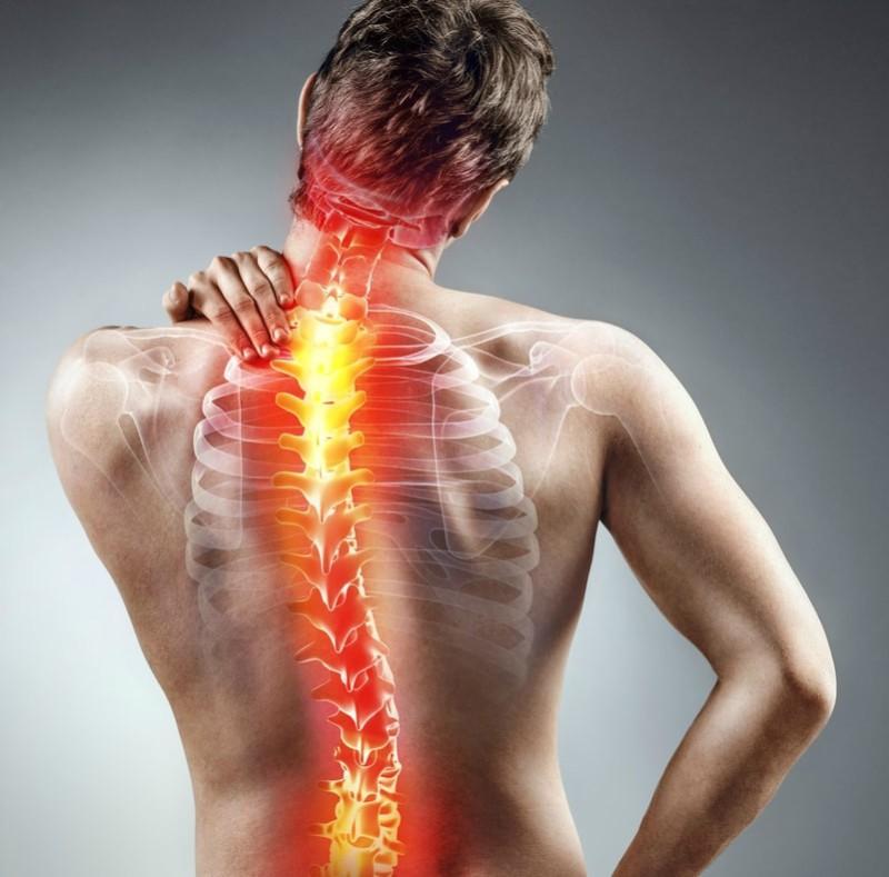 se pot răni articulațiile din spatele coloanei vertebrale?)