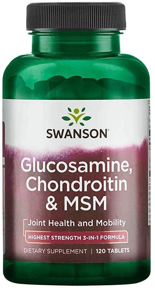 condroitină abstractă de glucozamină