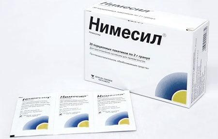 Nimesil - un medicament pentru durerile de dinți și dureri articulare - Profilaxie