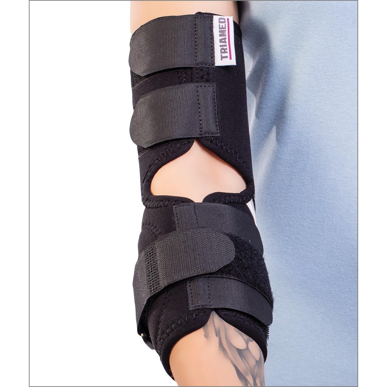 articulația cotului după accidentare