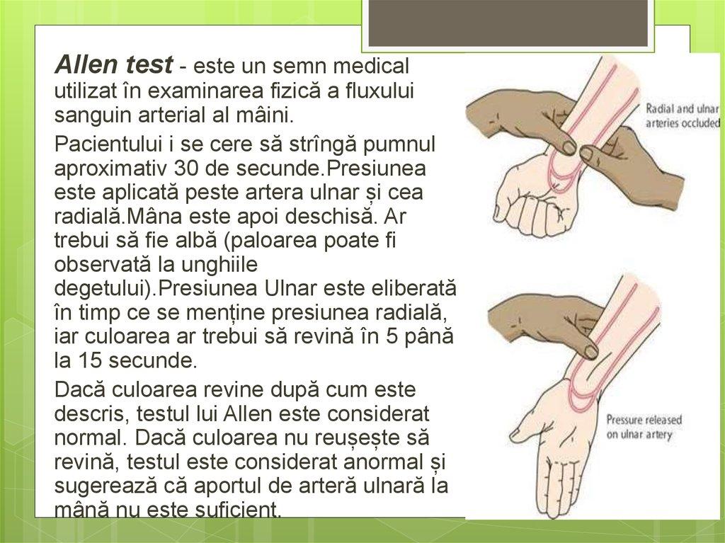 inflamația încheieturii pe braț)