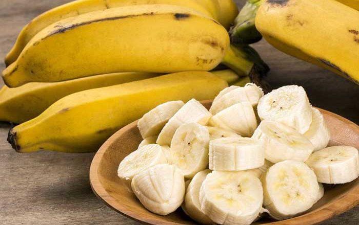 tratament comun cu banane