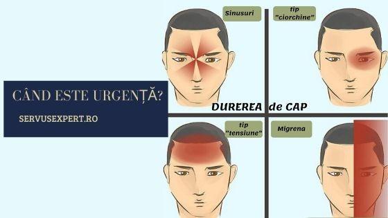 dureri articulare dureri de cap greață