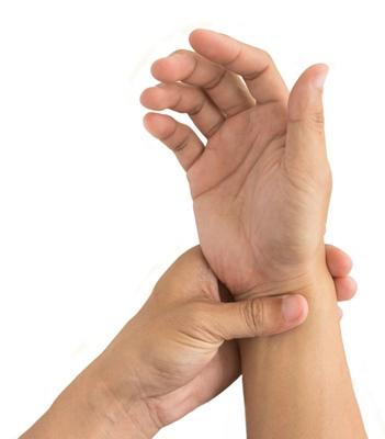 deformare articulară și durere durere severă bruscă la nivelul articulației genunchiului