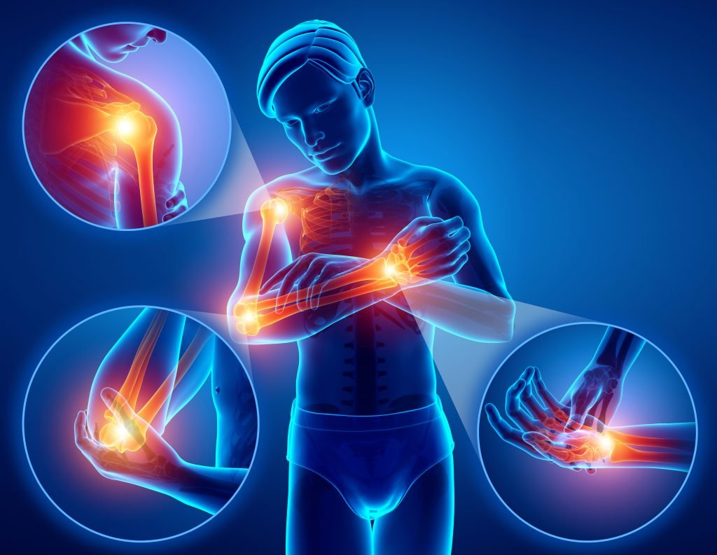 articulațiile rănesc vârsta fragedă