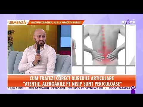 dureri articulare buserelin