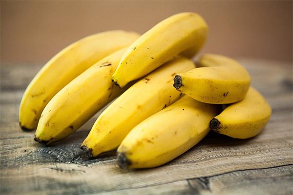 Aplicarea tusei cu banane - Tuse November