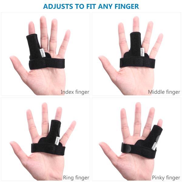 degetul artritic