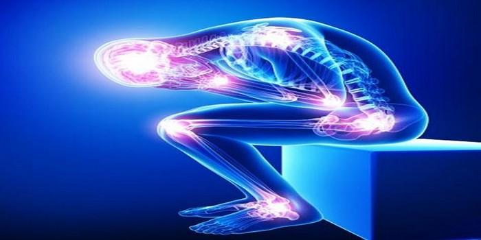 Masaj pentru durere în articulațiile guașei, Durere și rigiditate la toate articulațiile