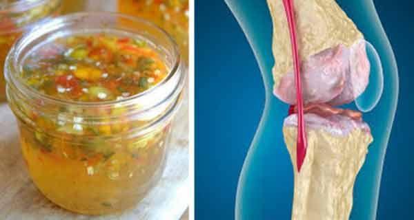 legumă de vindecare articulară