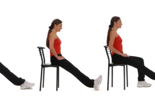 aerobic pentru artroza genunchiului