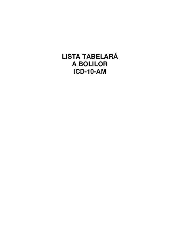 lista bolilor difuzive ale țesutului conjunctiv)