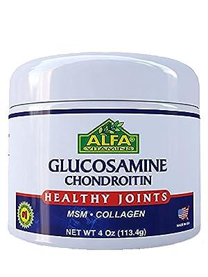 condroitina, Doză complexă de glucosamină condroitină